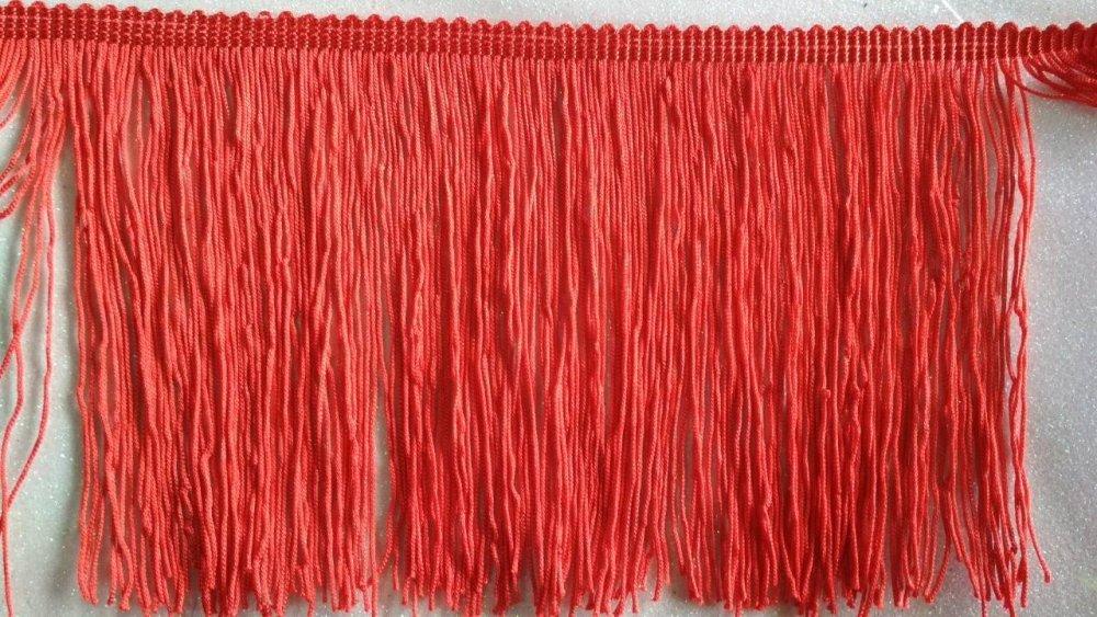 Бахрома для бальных платьев 15см х 20м -04 (657-Л-0189)