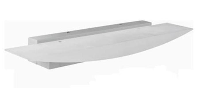 Купить Светодиодное настенное бра RODOS-12 12W 4000K белый код.59224