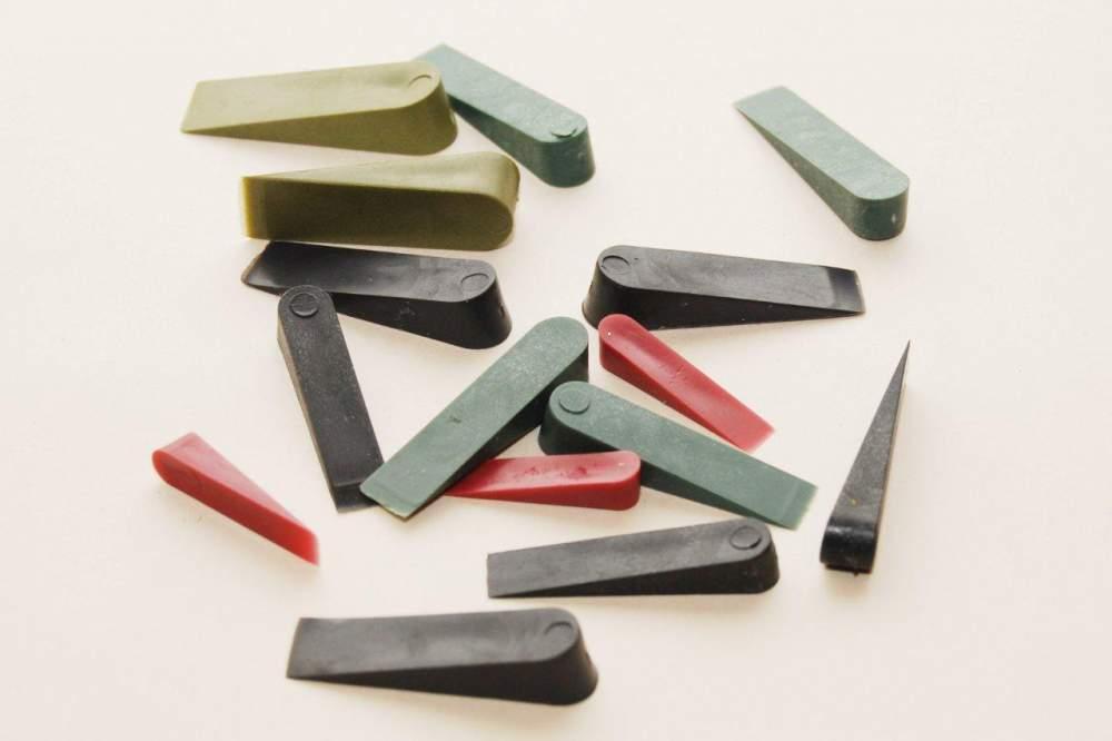 Купить Клинья WAVE дистанционные для плитки и облицовки - ISO 9001