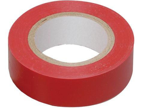 Купить Изоляционная лента ПВХ RIGHT HAUSEN HN 05.1.01.6 красная (9м) Код.59335