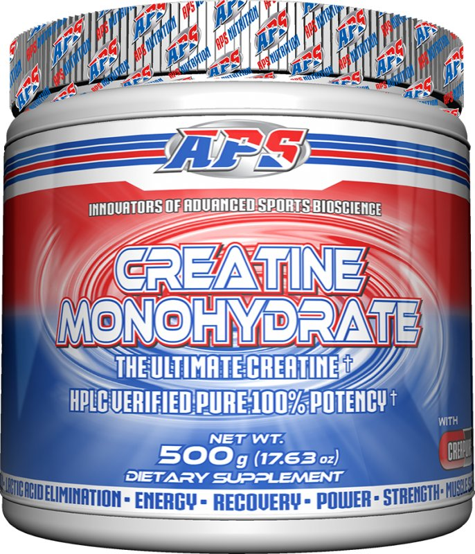 Купить APS CREATINE MONOHYDRATE