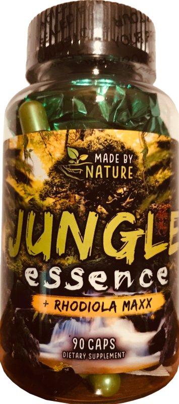 Купить Jungle Essence + Rhodiola Maxx