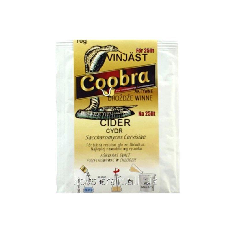 Купить Сухие дрожжи Сoobra Cider (сидр)