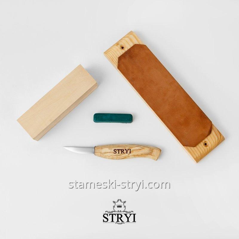 Комплект инструментов для вырезания фигур из дерева, арт.F01002