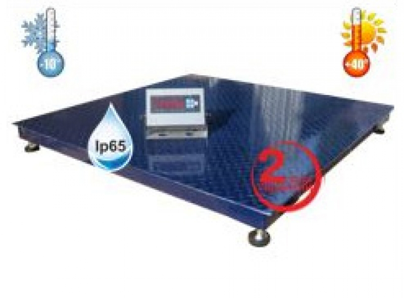 Платформенные весы Зевс ВПЕ Премиум 2000