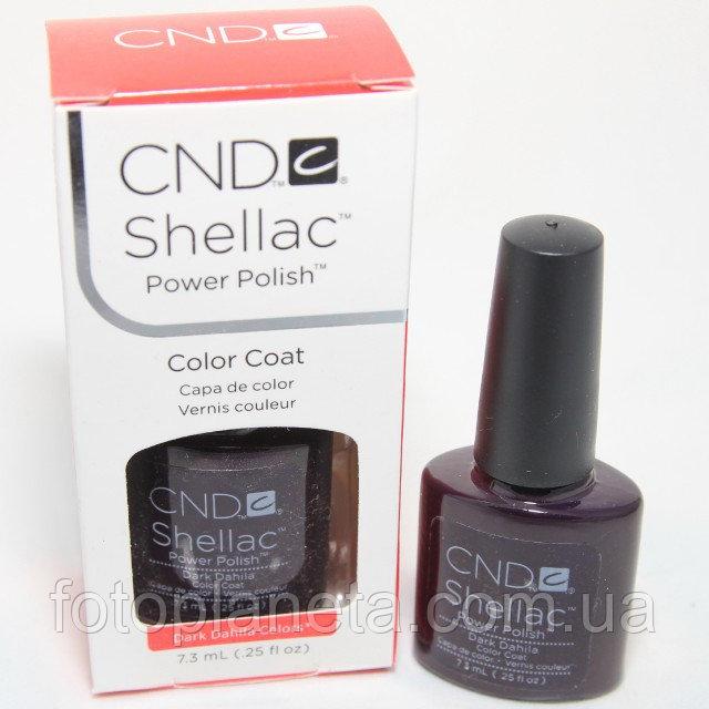 """Купить Гель-лак Гель-лак Shellac CND """"Dark Dahila"""""""