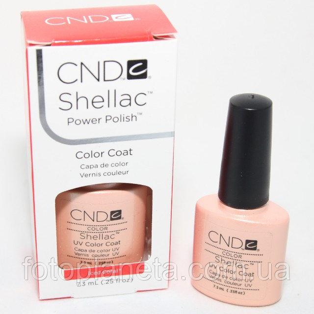 """Купить Гель-лак Shellac CND """"Iced Coral"""""""
