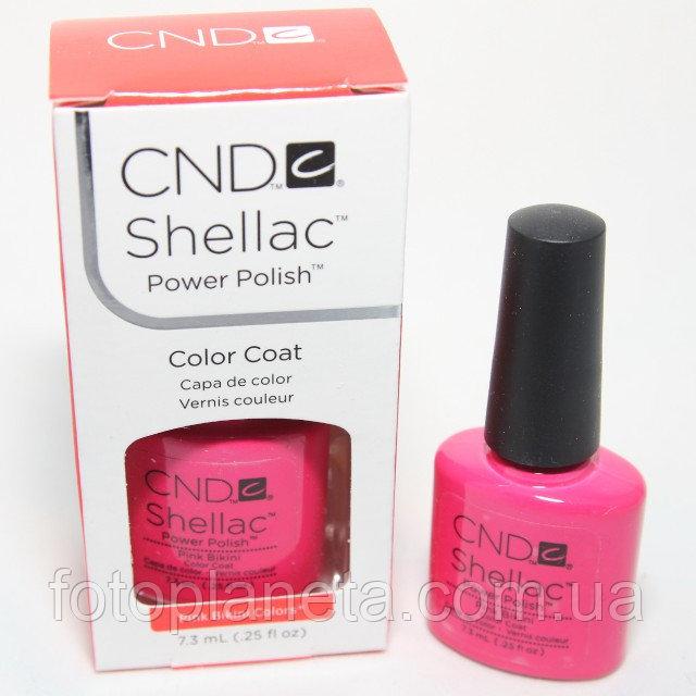 """Купить Гель-лак Shellac CND """"Pink Bikini"""""""