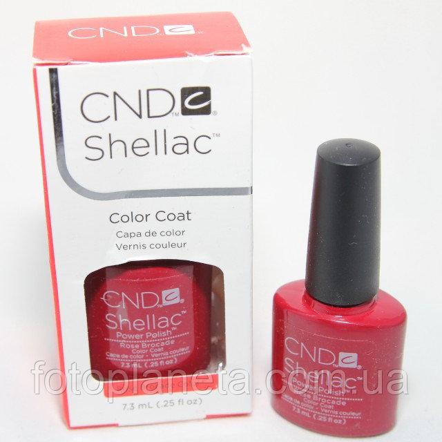 """Купить Гель-лак Shellac CND """"Rose Brocade"""""""