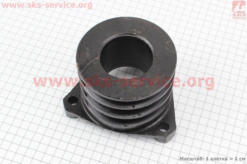 Купить Шкив 3-х ручейковый (два паза под ремень SPB один паз под ремень SPA) для дизельного двигателя R-175N/180N/ - 7/9 л.с.