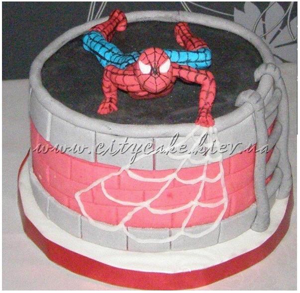 Для девочек отличные торты детские