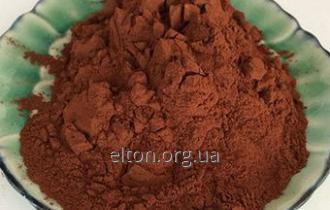 Tanning and dyeing materials of vegetable origin