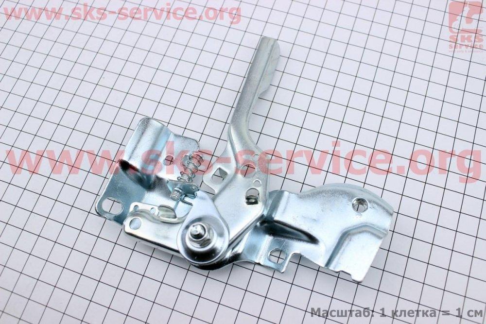 Купить Регулятор газа (механизм управления дроссельной заслонкой) Тип №1 для бензинового двигателя 168F - 5,5-6,5л.с.
