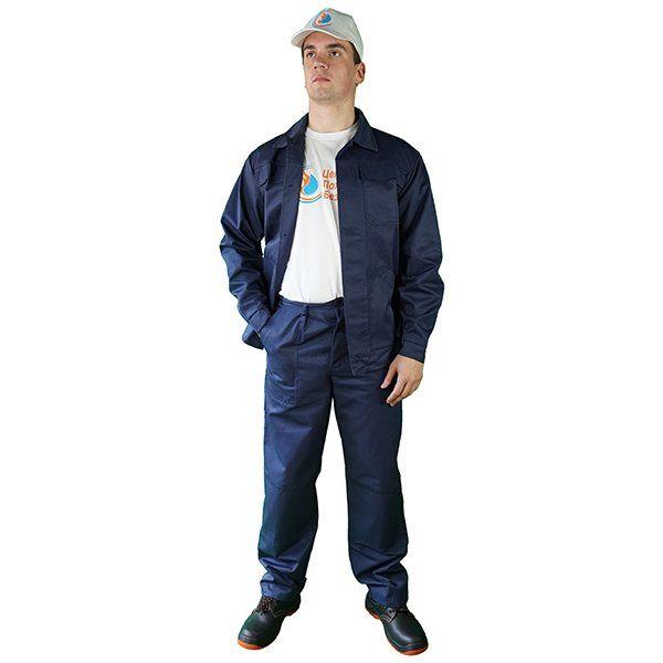 Купить Костюм модельный тёмно-синего цвета Грета размер 48-50 рост 7-8