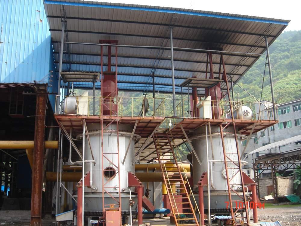 Установки для производства синтез-газа из угля, добыча угольного газа