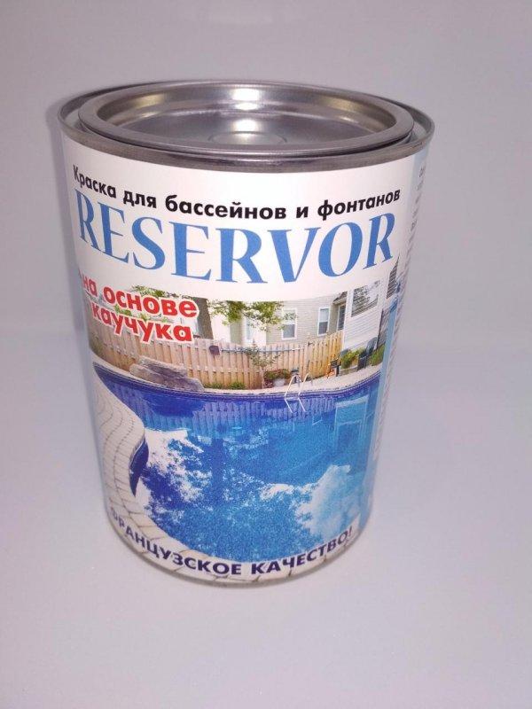 """Краска для бассейнов """"Reservor"""""""