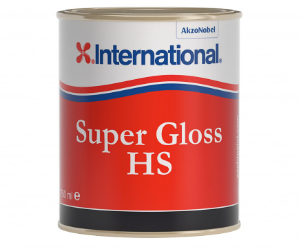 Краска Super Gloss HS 0.75, белый