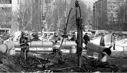 Оборудование пневмопробойник НОВА ТЕК для дорожных и скваженных работ, Киев