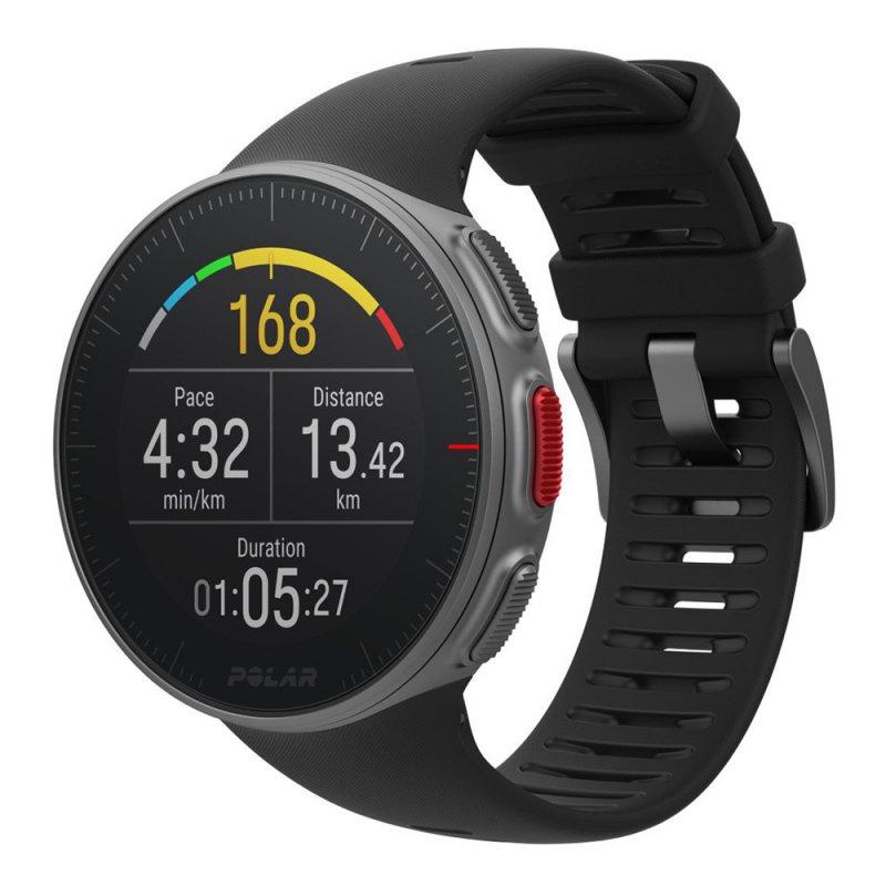 Купить Мультиспортивные часы Polar Vantage V Black (PL-90069668-black), черный