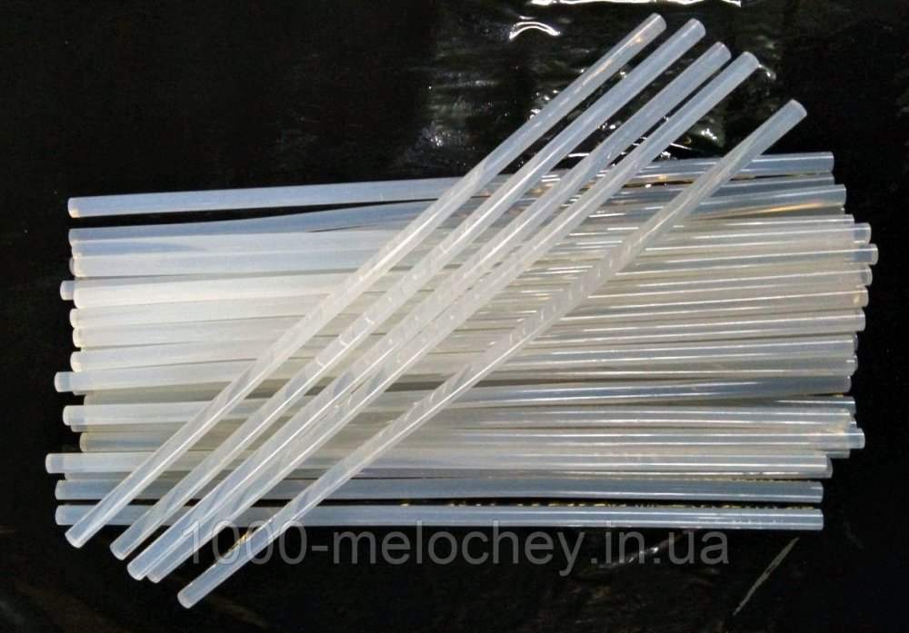 Стержни для клеевого пистолета, клей силиконовый 7 мм х 250 мм