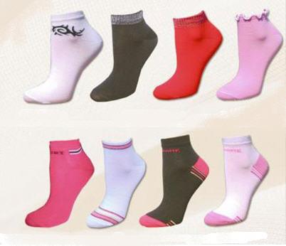 Женские носки от компании «Борисоглебский трикотаж»