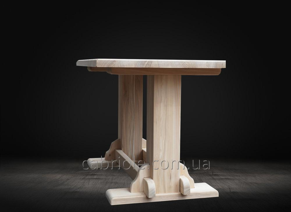 """Стол из массива ясеня """" Grays """""""