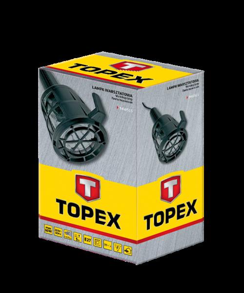 Купить Лампа переносная с пластмассовым корпусом TOPEX 94W515