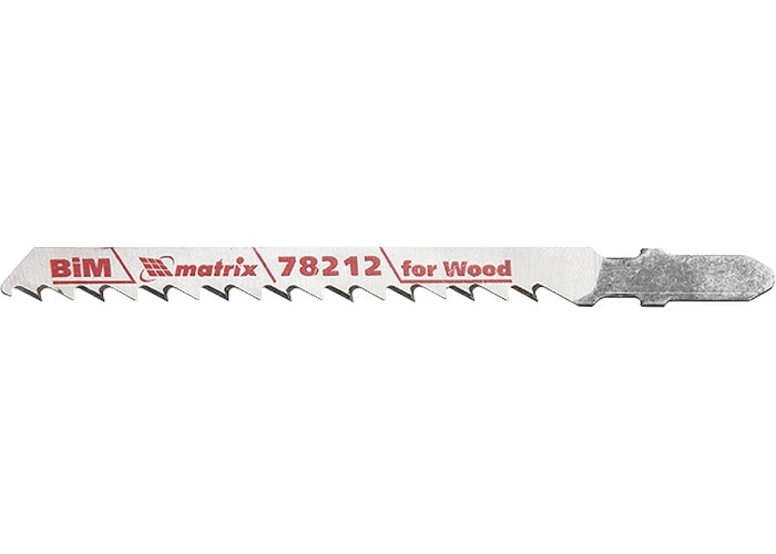 Купить Полотна для электролобзика по дереву, 3 шт. T101DF, 75 x 4 мм, Bimetal // MTX PROFESSIONAL 782129