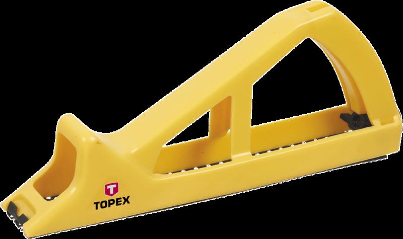 Купить Рубанок по гипсокартону 250мм TOPEX 11A411