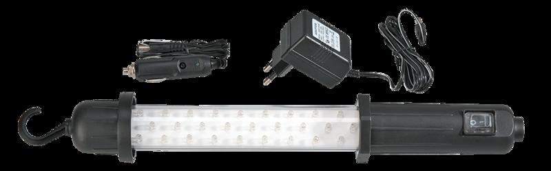 Купить Лампа переносная 12 В, 27 LED TOPEX 94W241