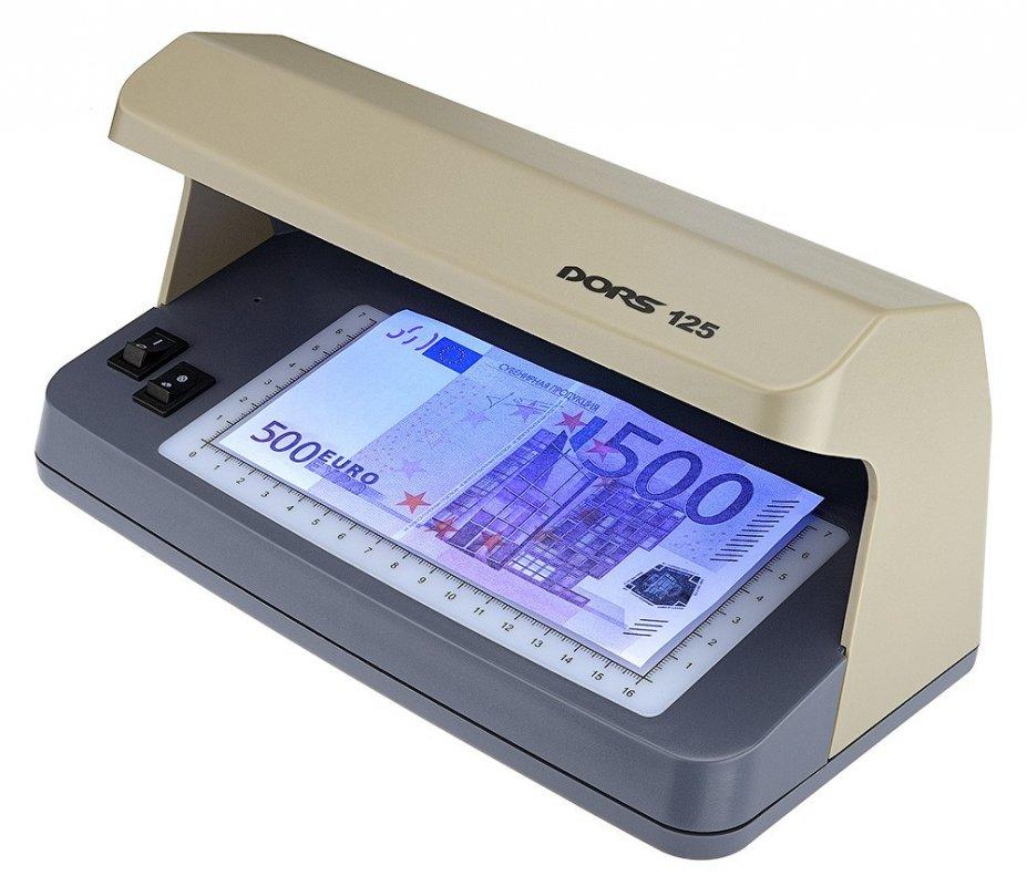 Купить Ультрафиолетовый детектор валют, DORS 125