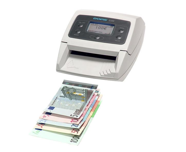 Купить Автоматический детектор валют Dors 220