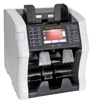 Купить Magner 175F Двухкарманный сортировщик банкнот