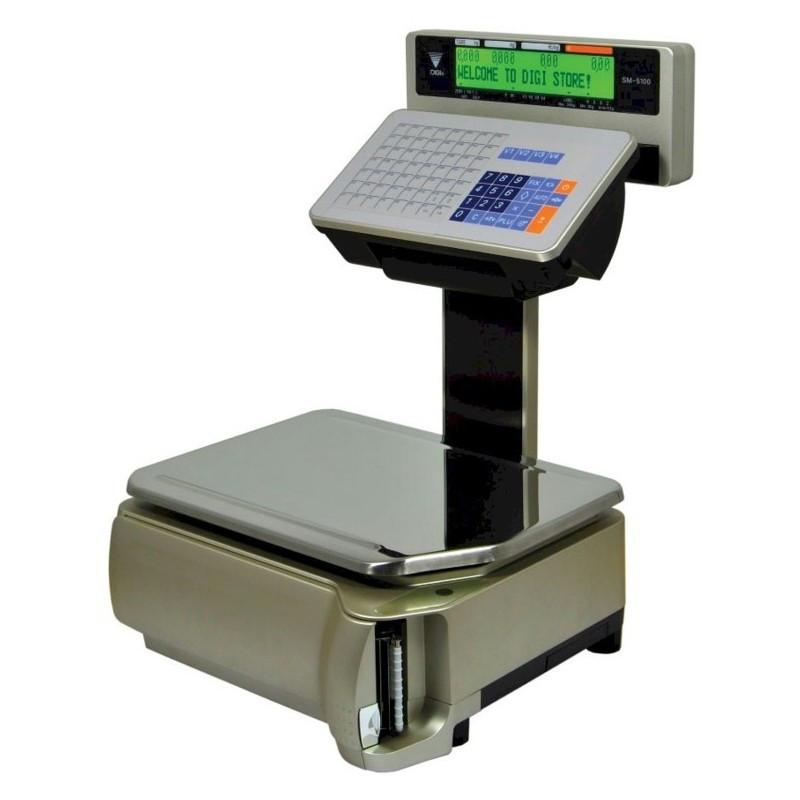 Купить Весы с чекопечатью DIGI SM 5100 EV