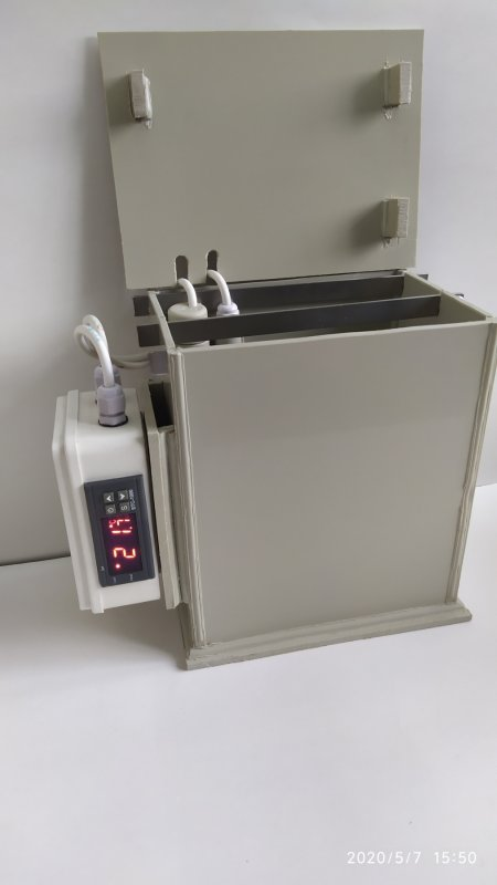 Buy Heated bath for palling and rhodium processes, 5-8l