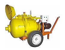 Купить Пневмонагнетатель СО-241, СО-242, ПН-500, ПН-600, ПН-800 — растворонасосы для приготовления и подачи бетона. Бетоноводы.
