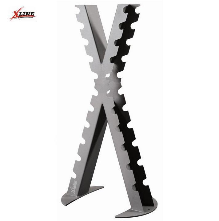 Купить Стойка под гантели, X-Line, X403, подставка для гантелей