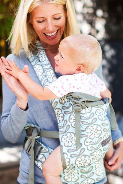 Эрго-рюкзак ergo baby промо рюкзак купить