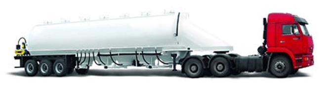 Купить Комбикормовоз 964814 полуприцеп трехосный предназначен для бестарной перевозки комбикормов.