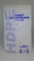 Купить Пакет Фасовка Лонопласт 14*26 018