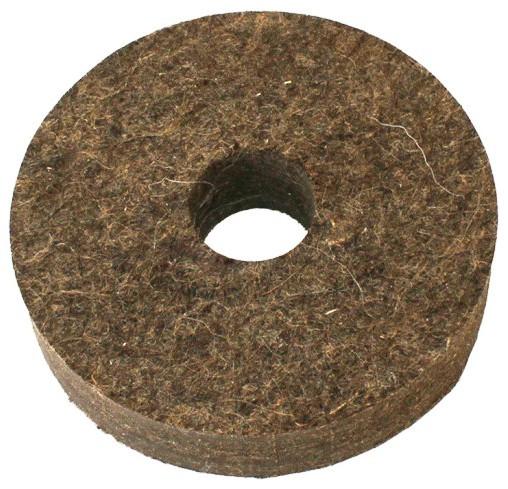 Купить Войлочный круг полировальный жёсткий 125*25*32
