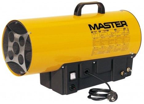 Купить Тепловая пушка газовая (газовый нагреватель) MASTER BLP 17 M