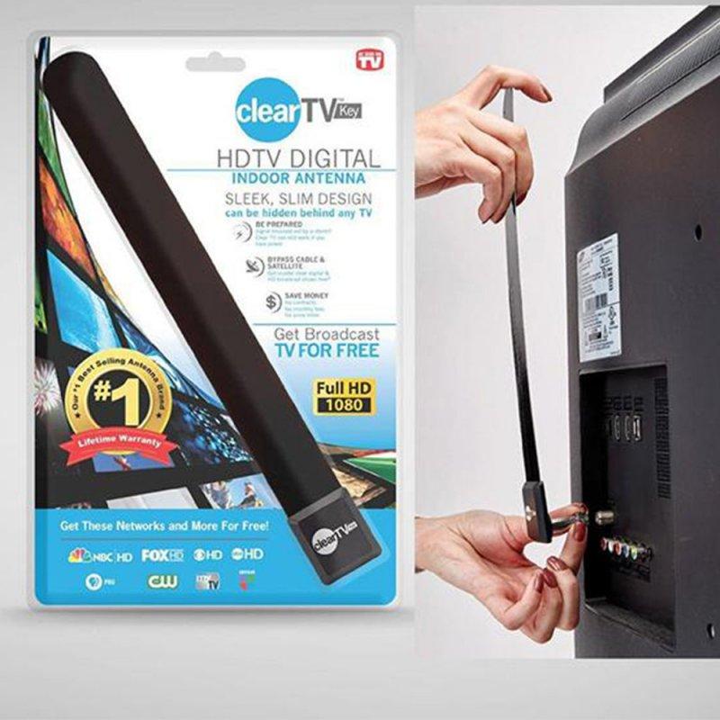 Купить Городская Цифровая комнатная ТВ антенна Clear TV Внимание для города!!!!