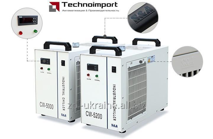 Купить Чиллер CW-5000 для Охлаждения Излучателей Лазерных Станков