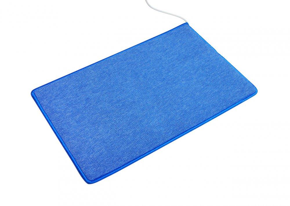 Купить Коврик с подогревом SolRay 830мм х 530 мм (синий)