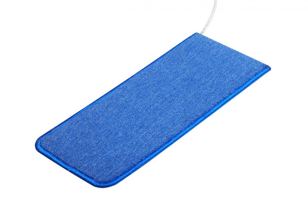 Купить Электрический коврик с подогревом SolRay 230мм х 830 мм (синий)