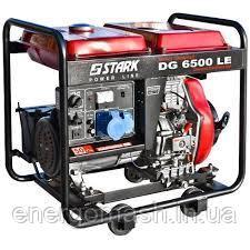 Купить Генератор дизельный Stark DG 6500 LE