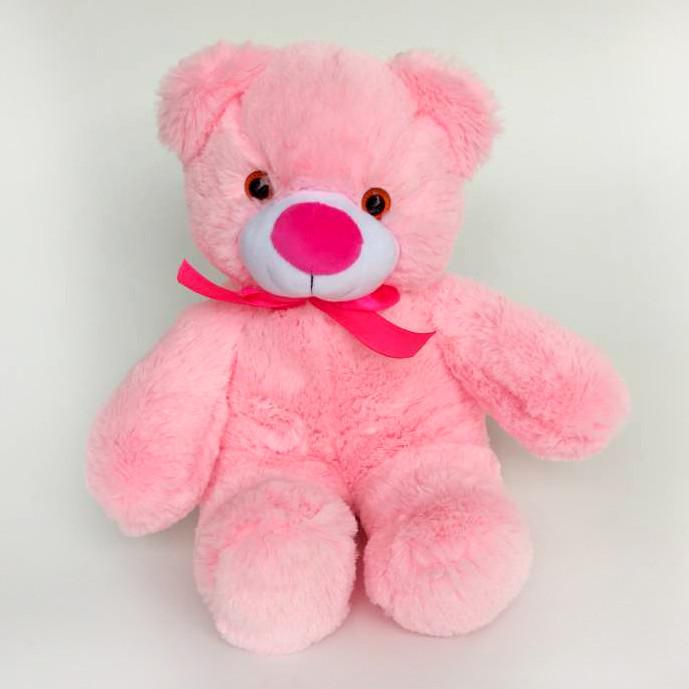Купить Плюшевый медвежонок Малыш, 40 см Розовый