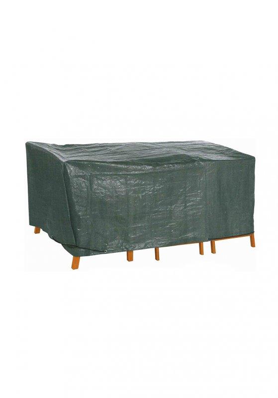 Купить Садовый чехол, 4х5 м Florabest черный K03-110443