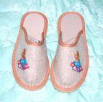 Обувь домашняя женская [модель 0407] AGRO-HANF